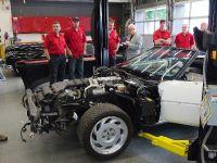 2015 Restoration of One Millionth Chevrolet Corvette, 15 of 16