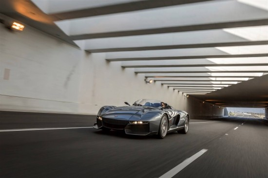 Rezvani Motors Beast Supercar