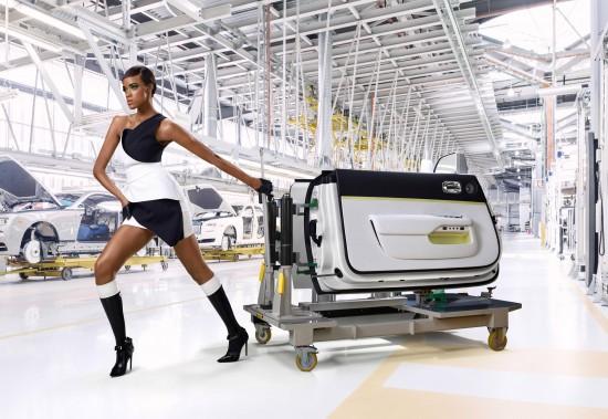 Rolls-Royce Wraith Inspired by Fashion