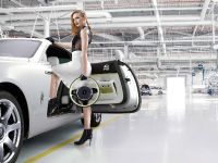 2015 Rolls-Royce Wraith Inspired by Fashion , 8 of 11
