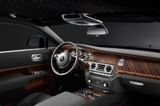 Rolls-Royce Wraith Inspired by Film Special Edition