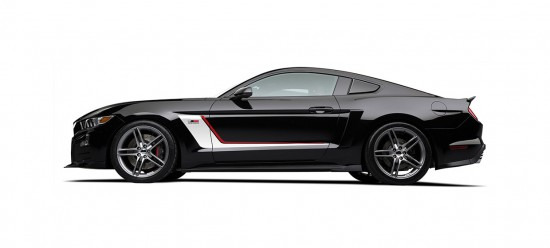 ROUSH Performance Ford Mustang Stage 3