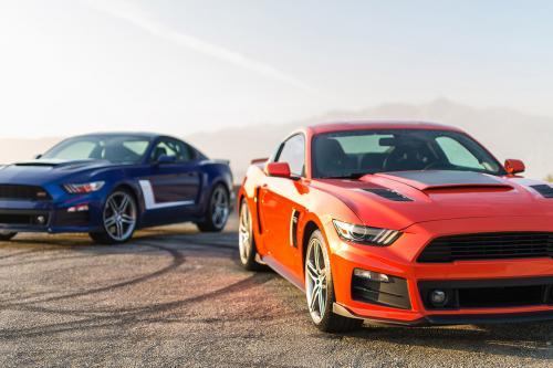 Roush для Mustang