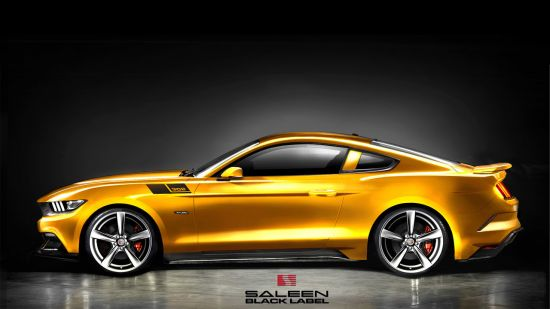 Saleen 302 Ford Mustang Specifications