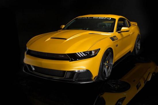Saleen S302 Black Label Mustang