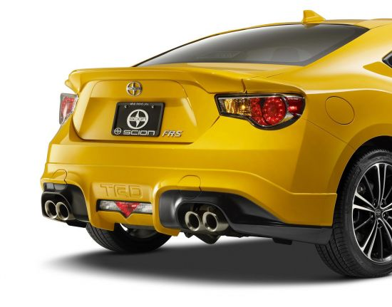 Scion FR-S Special Edition