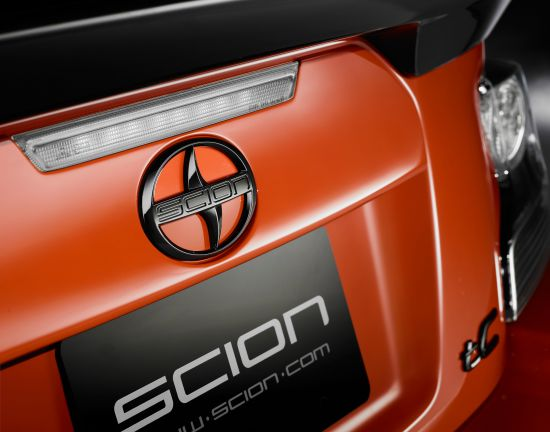 Scion tC Release Series 9-0