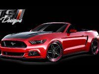2015 SEMA Ford Mustang Lineup , 2 of 8