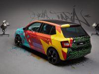 2015 Skoda Fabia Street Art, 2 of 3