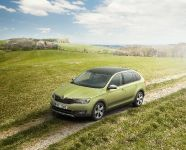 2015 Skoda Rapid Spaceback ScoutLine, 1 of 3