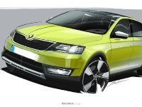 2015 Skoda Rapid Spaceback ScoutLine, 3 of 3