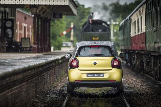 smart forrail