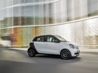 2015 Smart Fortwo and Forfour