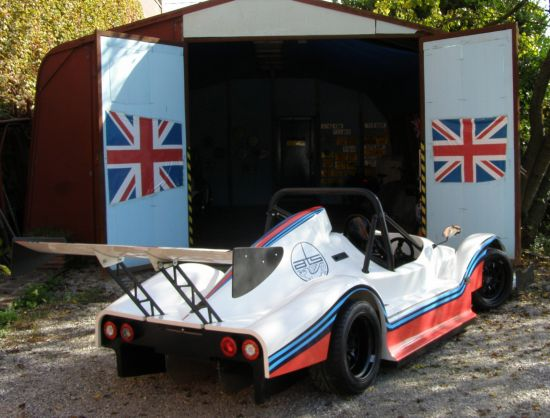 Sport 490 Stradale