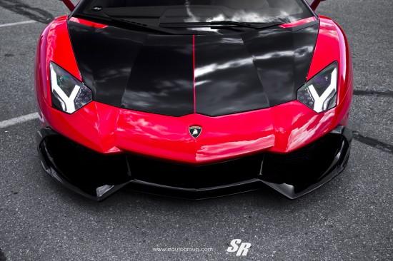 SR Auto Lamborghini Aventador LP720