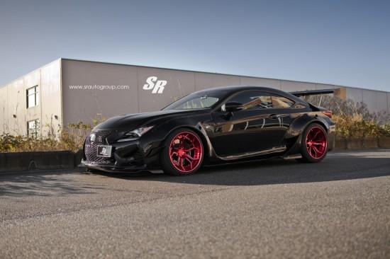 SR Auto Lexus RCF Rocket Bunny