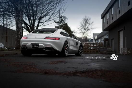 SR Auto Mercedes-Benz AMG GT