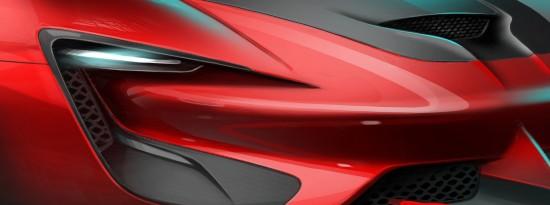 SRT Tomahawk Vision Gran Turismo Teaser