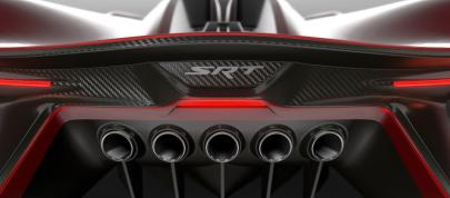 SRT Tomahawk Vision Gran Turismo Teaser (2015) - picture 4 of 4