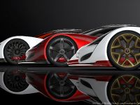 2015 SRT Tomahawk Vision Gran Turismo, 4 of 46