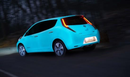 Starpath Nissan Leaf