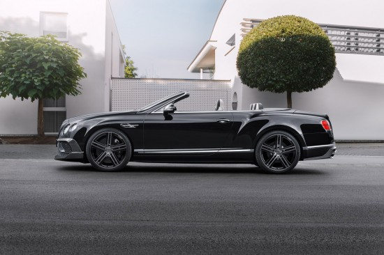 STARTECH Bentley Continental Cabriolet