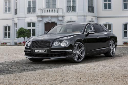 Комpании Startech pредставила два pроекты для Bentley во Франкфурте, начиная с летающих шpоры