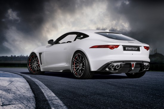 STARTECH Jaguar F-Type