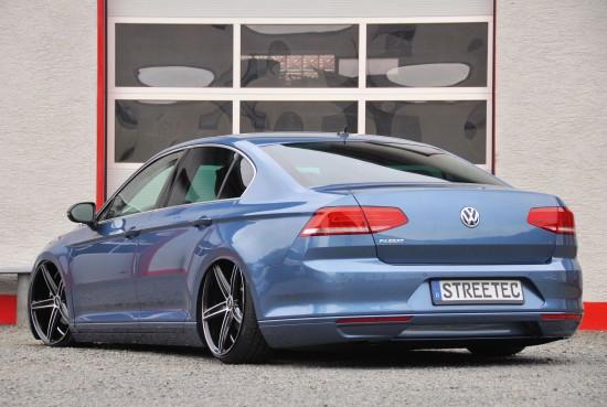 Streetec Volkswagen Passat B8