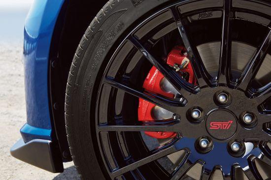 Subaru BRZ Series Blue