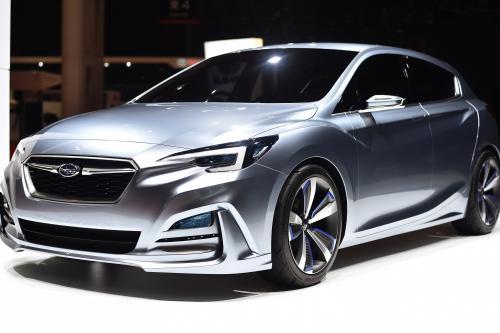 Subaru Impreza 5-door - concept