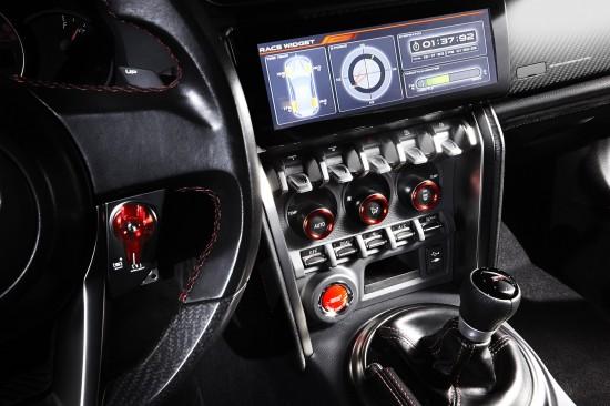 Subaru STI Performance Concept