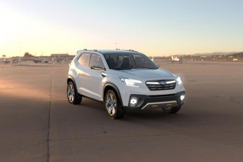 Subaru viziv future - concept - фотография subaru