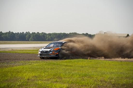 Subaru VT15x