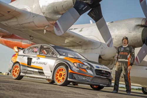 Subaru Team готова к тестированию VR15x - фотография subaru