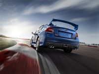 Subaru WRX STI Launch Edition