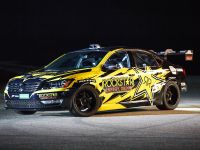 Tanner Foust debuts Rockstar Energy Drink / Nitto Tire VW Passat, 2 of 13