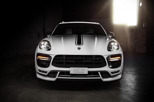 Porsche Cayenne и Macan на пневме от TechArt