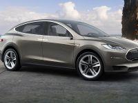2015 Tesla Model X, 6 of 10