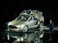 2015 Tesla Model X, 7 of 10