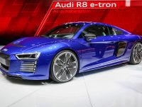 2015 The Audi R8 e-tron Piloted Driving Concept Car, 1 of 6