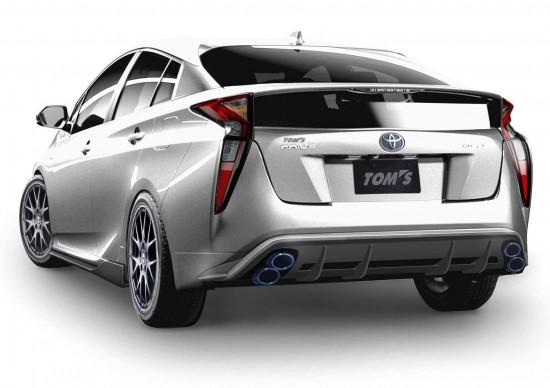 TOM's Racing Toyota Prius