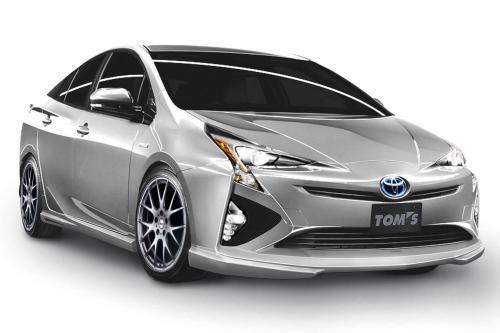Toms Racing Toyota Prius