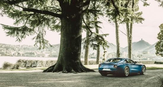 Touring Superleggera Ferrari F12 Berlinetta Lusso