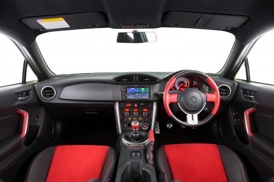 Toyota 86 Blackline Edition