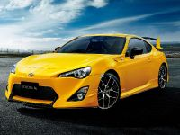 2015 Toyota 86 Yellow Limited, 4 of 11