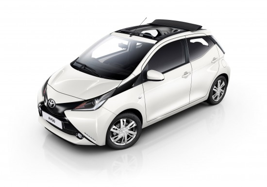 Toyota Aygo X-Wave Open Top