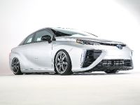 2015 Toyota Back to the Future Mirai Concept , 1 of 19
