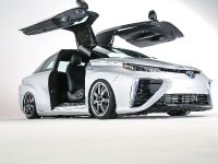 2015 Toyota Back to the Future Mirai Concept , 2 of 19