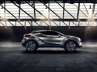 2015 Toyota C-HR Concept, 4 of 10